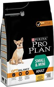 Purina PRO PLAN Small & Mini Adult Dog Dry Food Opti Balance Rich in Chicken 7kg