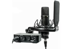Rode Complete Recording Studio NT1 Microphone AI-1 Audio Interface