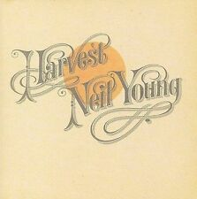Neil Young Harvest cd Remastered Brand New Sealed Archive Reissue #04 Ships Free