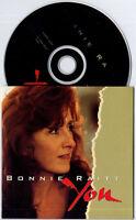BONNIE RAITT You 1994 UK 2-track promo CD