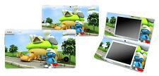 Skin Sticker to fit Nintendo DSI - Smurf