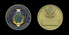 Challenge Coin - DOD Counterintelligence Field Activity (CIFA)