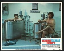 North Dallas Forty Lobby Card-Nic Nolte and Mac Davis.