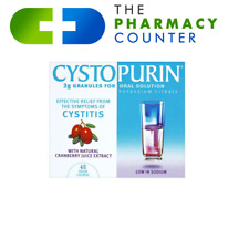 CYSTOPURIN POTASSIUM CITRATE ORAL SOLUTION GRANULES - 6 SACHETSx3 packs