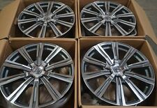 "20"" Lexus LX570 LX470 Rims Toyota Tundra Sequoia Land Cruiser Wheels"