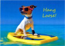 HANG LOOSE! DOG - 3D Postcard Lenticular Greeting Card
