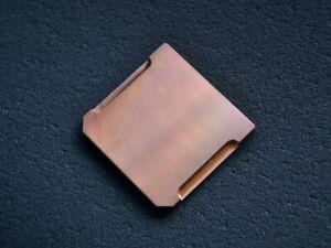 Coffee Lake Delid i7 i5 Copper IHS Delid 8700k / 8600k / 8350k