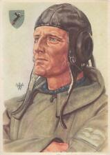 A8035) WW2 AVIAZIONE GERMANIA, STUKAFLIEGER. ILLUSTRATORE WILLRICH.