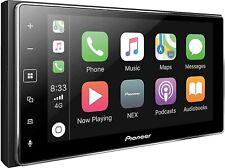 "Pioneer Mvh-1400Nex Receiver with 6.2"" Display, Apple CarPlay Spotify"