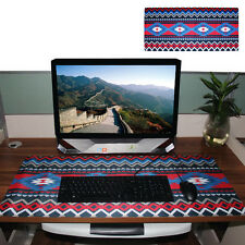 Anti-slip Game Mouse Pad Mat Large XL Rubber For Optical Laser Mouse Keyboard