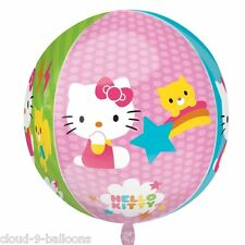 Hello Kitty 4 Picture Large Orbz Balloon 38 cm x 40 cm (15 in x 16 in)