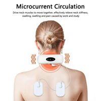 Massaggiatore Elettrico Massaggio per Cervicale a impulsi magnetici 6 modalità