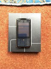 Sony Ericsson Walkman W960 O2 Network - UK SELLER - BLACK