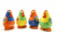 Ornaments/Figurines Ceramic/Pottery Chicken Collectables