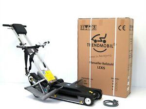 Treppenraupe Jolly T.G.R Standard mit Rollstuhl trendmobil Neu Nr: 09