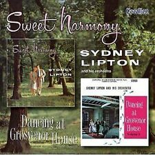 Sydney Lipton Sweet Harmony/Dancing At Grosvenor House 2on1 CD Jazz Remastered