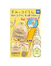 Sumikko Gurashi Suppori Vinyl Figure Tonkatsu Ebifurai Toy Finger Puppet