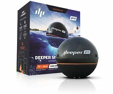 Deeper Smart Sonar PRO - Portable Wireless Wi-Fi Fish Finder - NEW