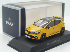 New 1:43 Norev Renault Clio RS16 Megane engined concept car n 182 172 Sport 197