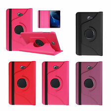 Case For Samsung Galaxy Tab A 2016 10.1 various Colour 360 Degree Rotating Cover