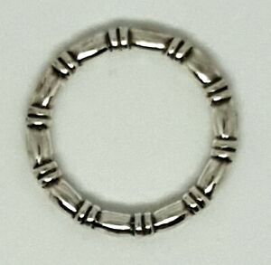 Authentic Sterling Silver Pandora Ring - RARE