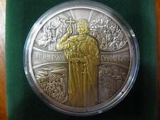 Ukraine Silver  20UAH coin 2015: Volodymyr Vladimir the Great - Kiev Prince