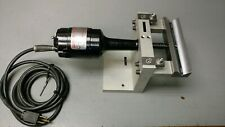 Davis Edging -Deburr Machine ( item 1) with Dumore Grinder