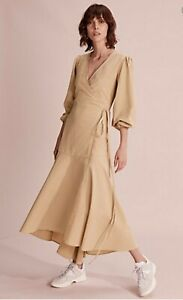 BNWT COUNTRY ROAD Wrap dress, 10 S 12 M, 14 L womens | 100% cotton RRP$179