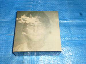 John Lennon Imagine Empty PROMO BOX JAPAN for Mini LP CD (Box Only) The Beatles