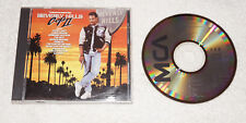 CD : Beverly Hills Cop II soundtrack (1987) Made in Japan