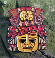 Grateful Dead Mayan terrapin station bolt pin - Company Co Jerry Garcia Phish