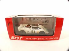Best Model 9042 • Porsche 908/2 Brands Hatch'69  #53 • 1/43 boxed /boîte