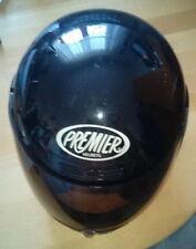 Helm - Premier Helmets - Fiberglass - schwarz-metallic Gr.: XL-61 ca-1500g