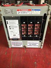 Eaton Manual Transfer Switch Bic8c3x30100xsu 400 Amp 120 480 Volt 3 Phase