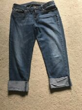 Gap Straight Cropped Jeans Size 8/29