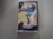 GET IN LINE & DANCE  volume 2 FUNNY LINES cassette / Tape