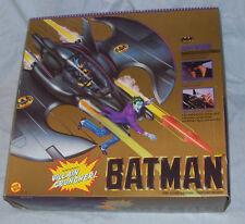 1989 TOY BIZ BATMAN Movie Batwing Action Vehicle MIB Opened Once KEATON