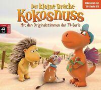 DER KLEINE DRACHE KOKOSNUSS - (3)HÖRSPIEL Z.TV-SERIE  CD NEU