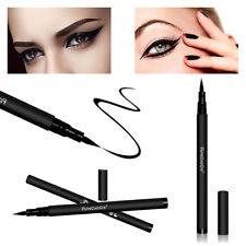 Imperméable Eyeliner Crayon Stylo Liner Liquide Noir Paupières Yeux Maquillage