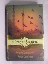 The Oracle of Stamboul, David Lukas, Michael, New Book