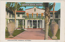 Monrovia,California,Leven Oaks Hotel,San Gabriel Valley,c.1930s