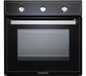 KENWOOD KS101GBL Gas Oven - Black