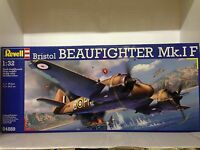 +++ Revell Bristol BEAUFIGHTER Mk.I F 1:32 04889