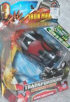Transformers Marvel Crossovers IRON MAN Mosc New War Machine Sports Car