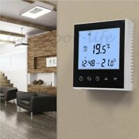 Wifi LCD Touch Digital Display Room Programmable Thermostat Heating Control