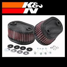 K & n Filtro De Aire Motocicleta Aire filter-kawasaki Vn750 Vulcan (1986 -2006) | ka-7586