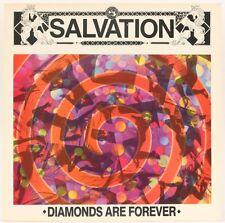 Diamonds Are Forever  Salvation  Vinyl Record