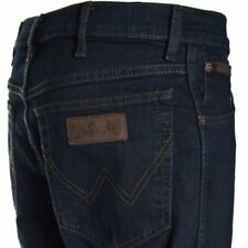 WRANGLER jeans Texas blu black stretch equitazione new w33 L34
