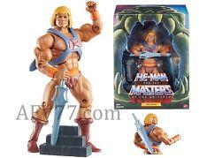 Masters of the Universe MOTU Classics Filmation HE-MAN 2.0 ---Read Listing---