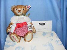 Oso Peluche Steiff tradicional-Bedienung camarera Limited 673733 festividades alemán
